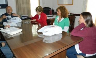 El Municipio entregó material de educación vial
