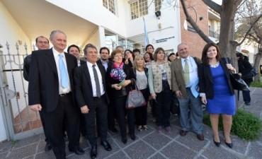 Sergio Urribarri y su visita a San Luis