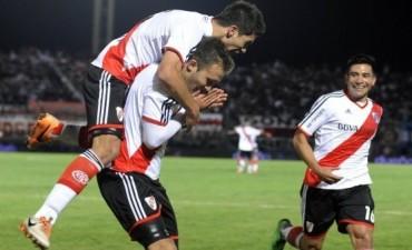 River le ganó a San Lorenzo y consiguió su pasaje a la Copa Sudamericana