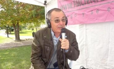 Carlos Cecco el iniciador del proyecto termal de Federación