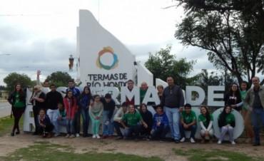 Santa Elena promocionó sus carnavales en Santiago del Estero