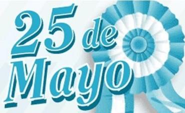 Los festejos del 25 de Mayo en Federal