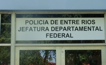 El Comisario Inspector Hector Alberto Acosta asumió como Sub-Jefe de la Departamental Federal