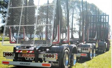 El diputado Rotman reiteró su pedido por seguridad en los camiones de transporte.