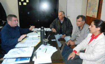 Acuerdan trabajos con Bromatologia de Concordia