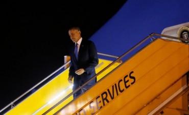Barack Obama llegó a Vietnam con el foco puesto en los lazos económicos y estratégicos