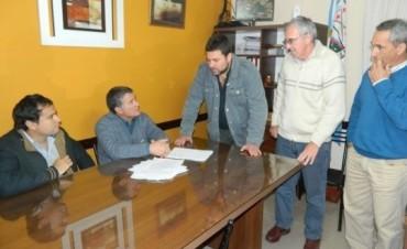 Técnicos de Cafesg recorrieron zonas de la Ciudad