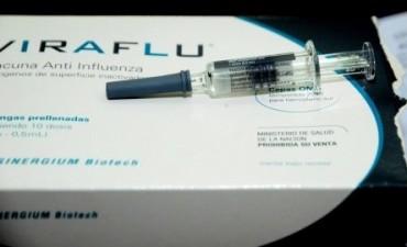 Salud continúa con la distribución de vacunas antigripales en toda la provincia