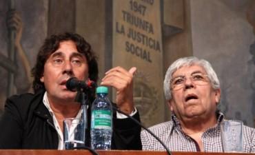 Hugo Moyano advirtió al Gobierno: