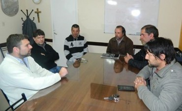 Reunión Institucional con el Club de Volantes de Federal