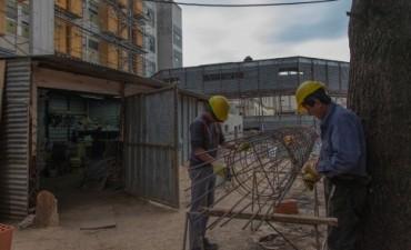 El gobierno ejecutará obras en hospitales del Departamento Federal