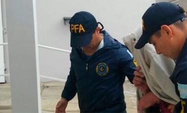 Policía Federal Concordia detuvo a un prófugo por delitos de lesa humanidad en Federal
