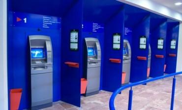 Supermercados y comercios podrán tener sus propios cajeros automáticos