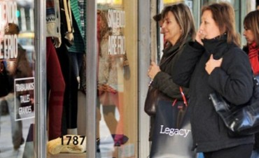 En abril, las ventas minoristas cayeron un 5,3% en Entre Ríos