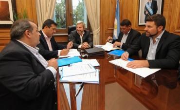 Luego de las gestiones en Buenos Aires el Intendente Chapino a la espera de que se concreten los convenios firmados