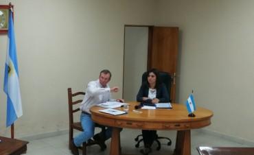 Concejo Deliberante : Intensa y picante sesión con la Presidencia de la Concejal Soledad Romero