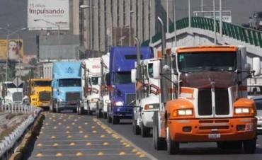 El 93 % de las cargas se transportan en camiones en el país