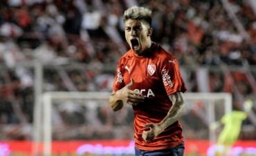 Independiente ganó el clásico y empieza a ser candidato