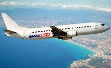 Flecha Bus evalúa entrar en el negocio aerocomercial