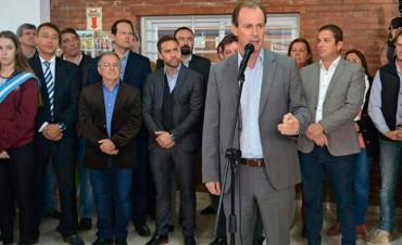Conflicto docente: Bordet llamó a la reflexión a la dirigencia de Agmer