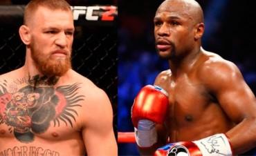 McGregor-Mayweather: El MMA y el boxeo tendrán su pelea tras un acuerdo