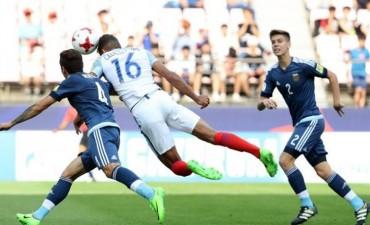 Dura derrota de la Argentina ante Inglaterra en Mundial Sub-20