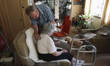 El 21% de los mayores de 60 años es pobre y sufre carencias en alimentación y salud