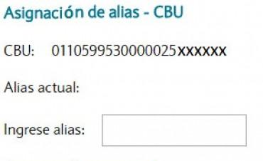 Cuenta regresiva para pasarse al alias CBU: lo que hay que saber