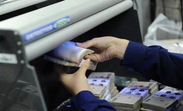 El Banco Central destruyó 350 millones de billetes deteriorados en cuatro meses