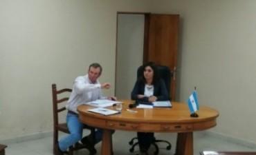 Nueva sesión ordinaria del Concejo Deliberante .
