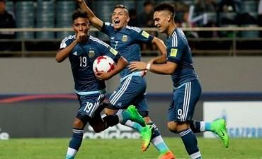 Mundial Sub 20: Argentina goleó a Guinea y debe esperar otros resultados