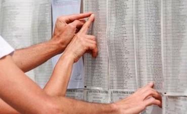 Federal este lunes cierra la posibilidad de reclamar por errores en el padrón electoral