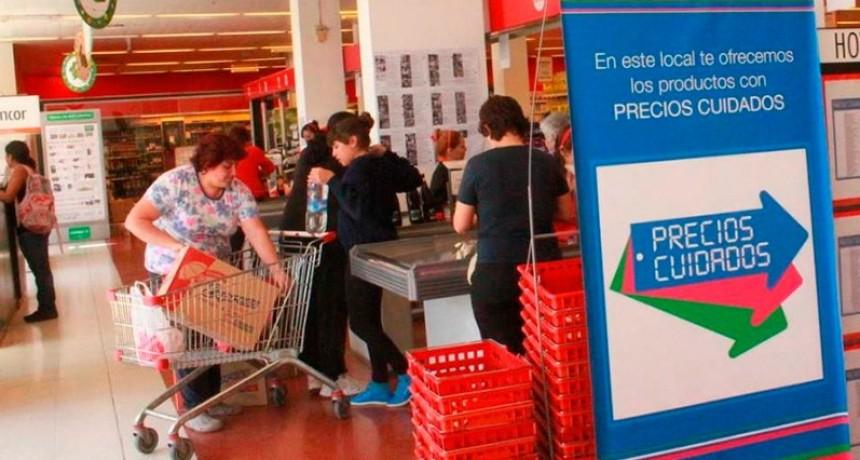 Arranca nueva etapa de Precios Cuidados con 391 productos y suba de 2,34%