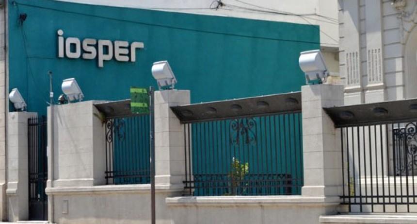 Iosper pide a sus afiliados completar la carta de derivación antes de viajar