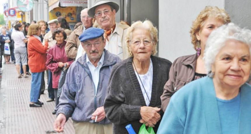 En mayo unos 47.000 jubilados provinciales cobrarán con aumento