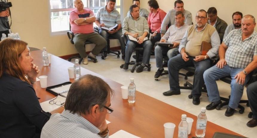 Diagramaron tareas de conservación vial en el centro y norte entrerriano