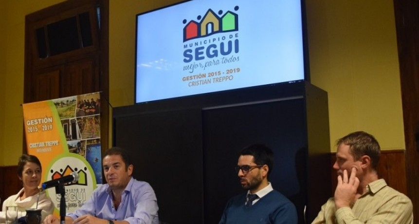 En Seguí, bajan el 50% la tasa en la factura de la luz