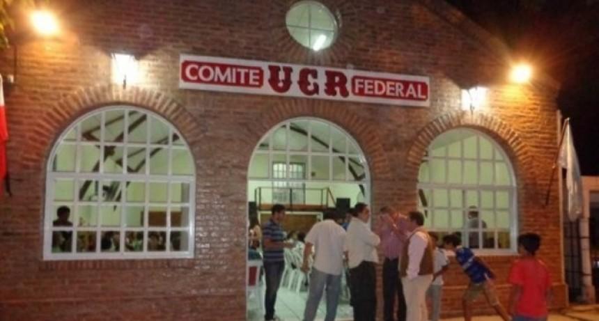 La UCR realizará congresos regionales para debatir la reforma política. El primero en Federal