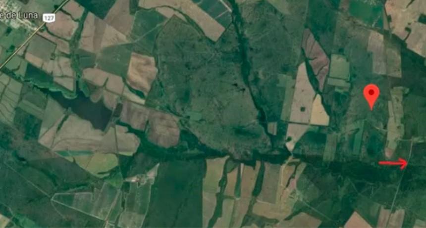 Trágico temporal: Falleció hombre arrastrado por las aguas de un arroyo