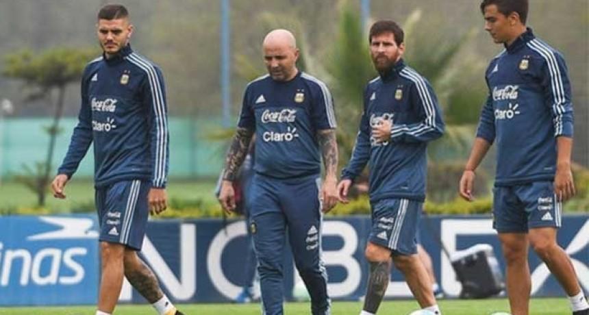 La lista de 35 de Sampaoli tiene certezas y dudas de cara al Mundial de Rusia