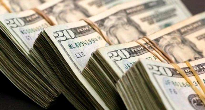 Las reservas del BCRA cayeron otros u$s 1.900 M tras la fuerte intervención