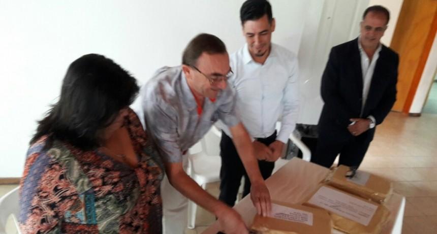 Licitaron obra para la construcción de cordones cunetas y badenes en C.Bernardi