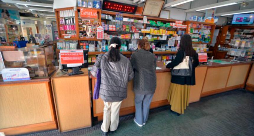 PAMI difundió una lista de precios de medicamentos