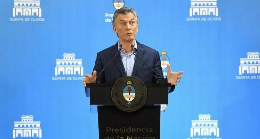 Macri adelantó que habrá nuevos despidos y mayor recorte del gasto