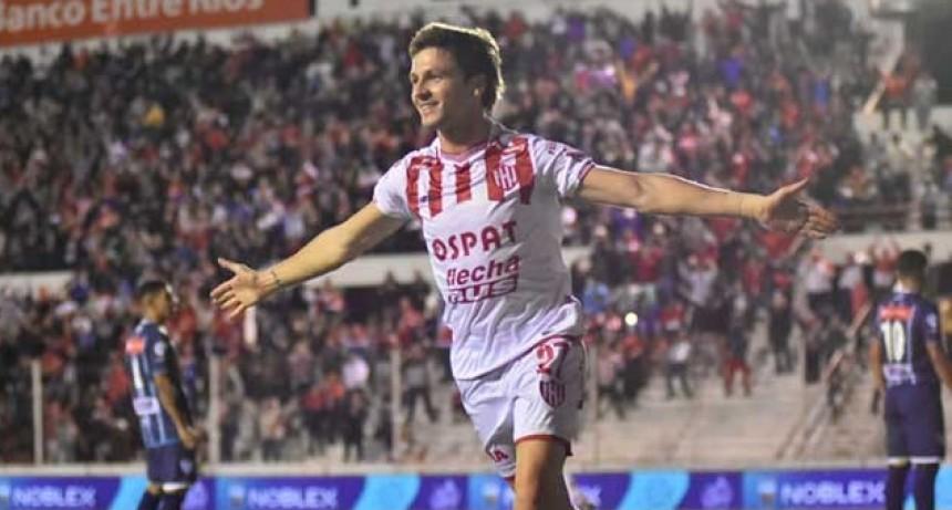 Unión derrotó a Juventud Unida en el Grella por la Copa Argentina