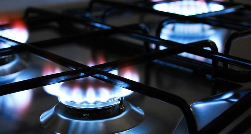 Bonifican el 100 por ciento de la Tarifa Social del consumo de gas