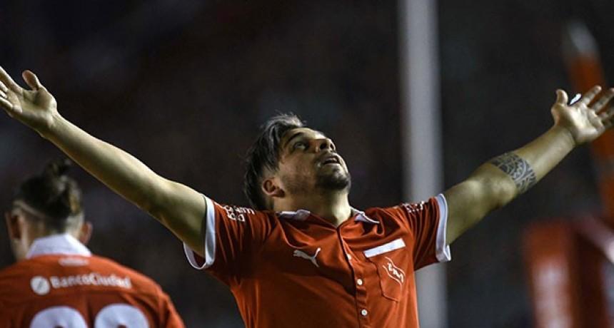 Independiente-Deportivo Lara, por la Copa Libertadores: el Rojo ganó y vuelve a octavos de final después de 23 años