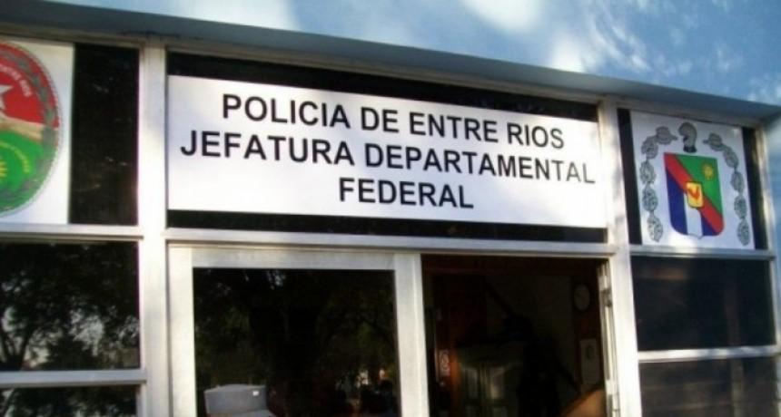 Adelanto : Millonario robo en Federal