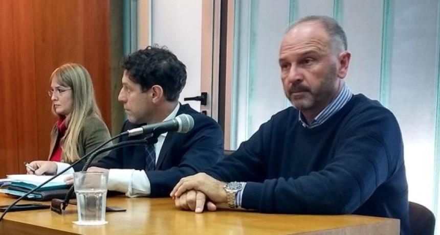 Condenaron al publicista Bustamante
