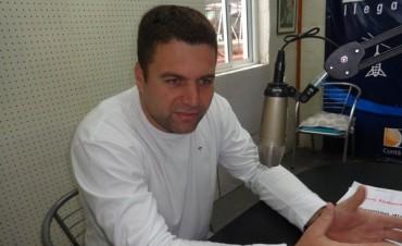 Chapino presento los desafíos de la nueva comisión de Bomberos Voluntarios